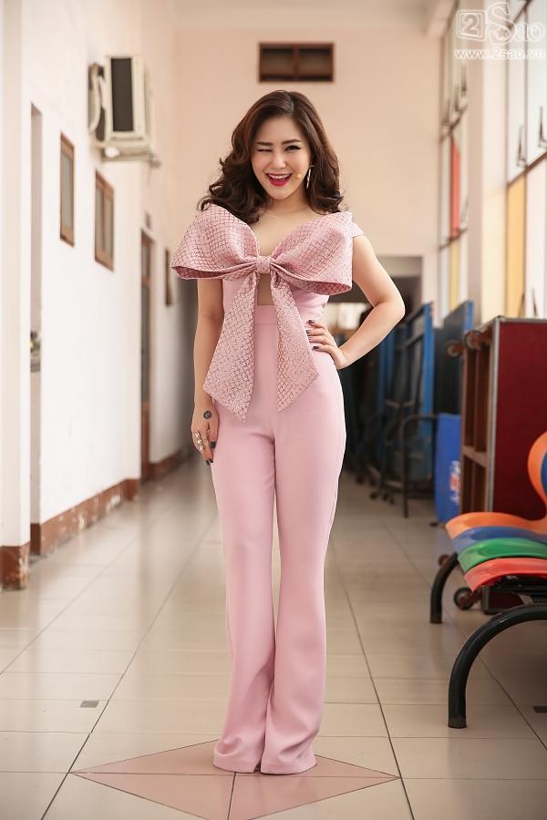 Top 10 trang phục thảm họa xấu để đời của dàn mỹ nhân Việt năm 2017-4