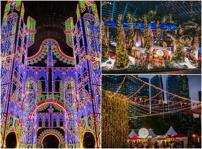 4 điểm đón Giáng sinh ở Singapore cho kỳ nghỉ cuối năm-2