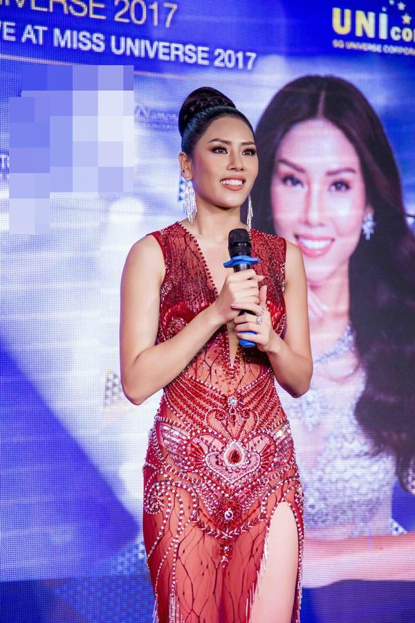Chiêm ngưỡng tài năng mà Nguyễn Thị Loan kém may bị mất lượt tại Hoa hậu Hoàn vũ 2017-4