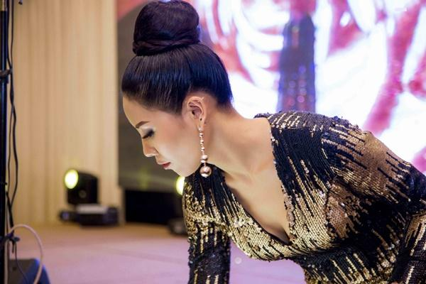 Chiêm ngưỡng tài năng mà Nguyễn Thị Loan kém may bị mất lượt tại Hoa hậu Hoàn vũ 2017-6
