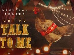 Chi Pu tung teaser đầy ẩn ý với hình ảnh con gà đeo dải băng 'Miss Showbiz'