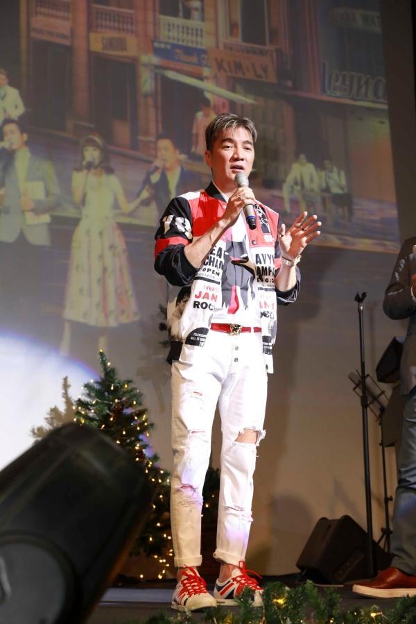 Đàm Vĩnh Hưng: Tôi là 1 trong 7 ca sĩ có thể bán được đĩa và vé ở Việt Nam-4
