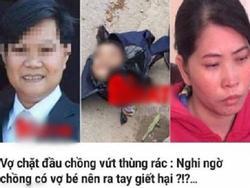 Một viên chức ở Quảng Nam bị 'nhầm' là người chồng trong vụ giết người phân xác ở Bình Dương