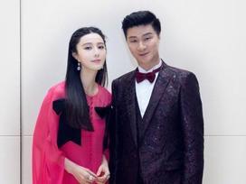 Cha Phạm Băng Băng được khen trẻ như anh trai khi đứng cạnh con gái