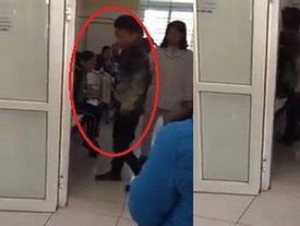 Hà Nội: Người chồng 'hung hãn' chửi mắng khi vợ đang bị dọa sảy thai ngay tại bệnh viện