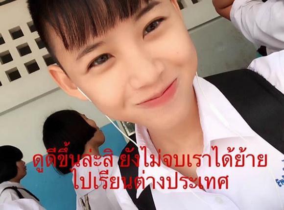 Hot girl Thái khiến cả cộng đồng mạng sững sờ khi công khai hình ảnh thời thơ ấu-6