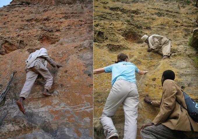 Những nhà thờ bí mật ẩn trong vách đá dựng đứng ở Ethiopia-3