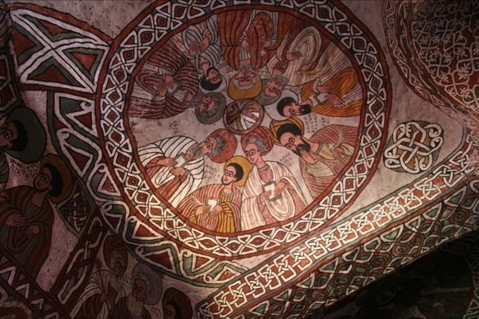 Những nhà thờ bí mật ẩn trong vách đá dựng đứng ở Ethiopia-4