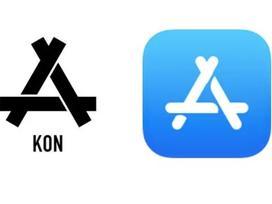 Hãng quần áo Trung Quốc kiện Apple vì logo App Store