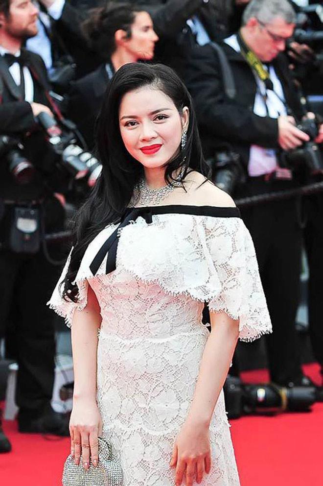 Lý Nhã Kỳ là người đẹp có chiếc váy đắt nhất Vbiz năm 2017