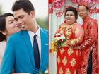 3 cô dâu hạnh phúc nhất năm dù 'quá khổ' nhưng vẫn kiếm được chú rể 'soái ca'