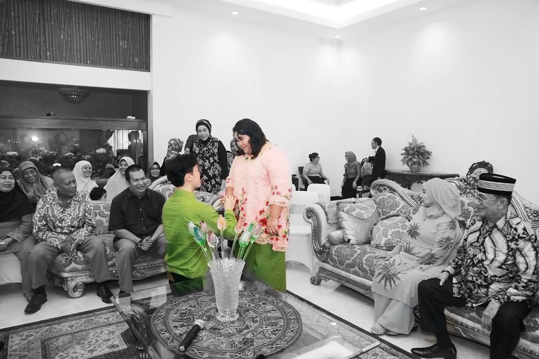 3 cô dâu hạnh phúc nhất năm dù quá khổ nhưng vẫn kiếm được chú rể soái ca-4