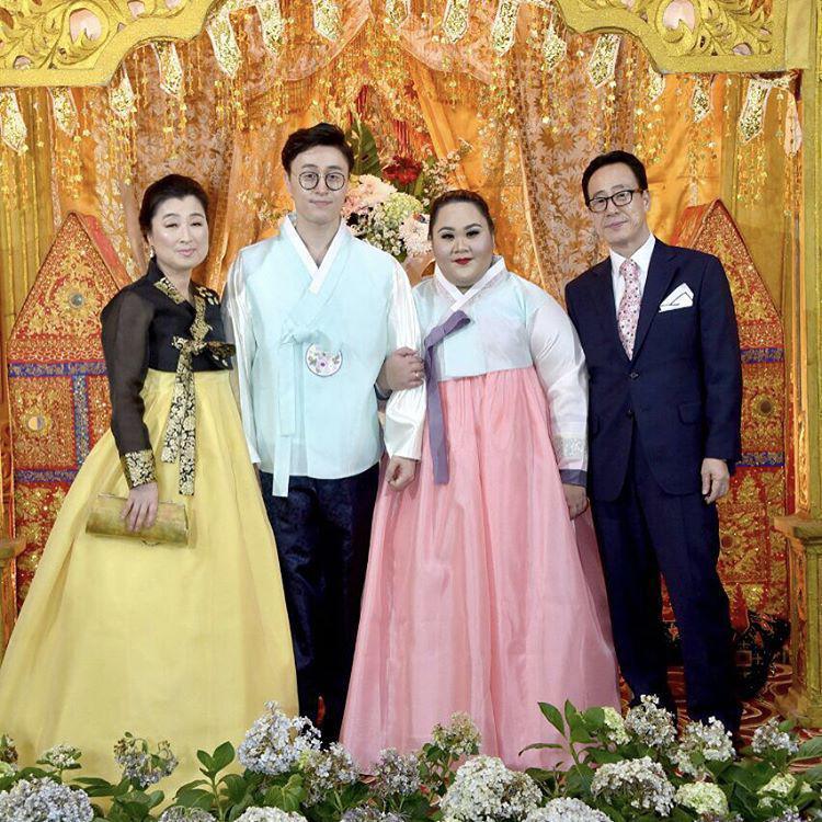 3 cô dâu hạnh phúc nhất năm dù quá khổ nhưng vẫn kiếm được chú rể soái ca-6