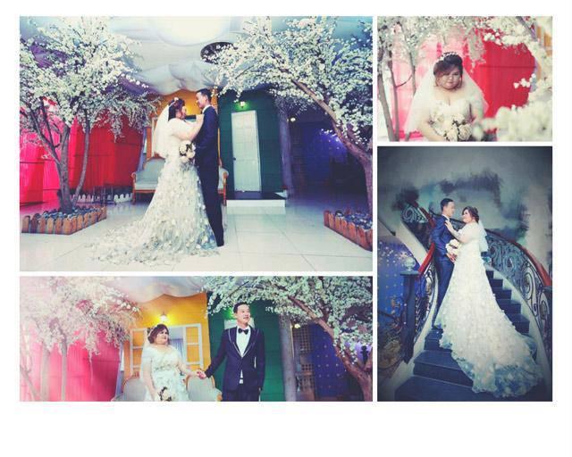 3 cô dâu hạnh phúc nhất năm dù quá khổ nhưng vẫn kiếm được chú rể soái ca-9