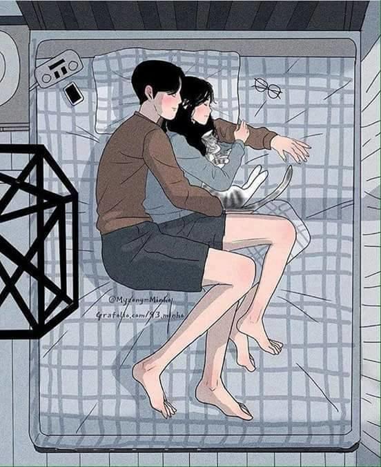 Bộ ảnh ngọt ngào về tình yêu khiến bất cứ ai cũng muốn yêu ngay kẻo muộn-1