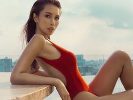 Tự hào về hình thể đẹp, Hà Anh 'đá xéo' những mỹ nhân lạm dụng photoshop