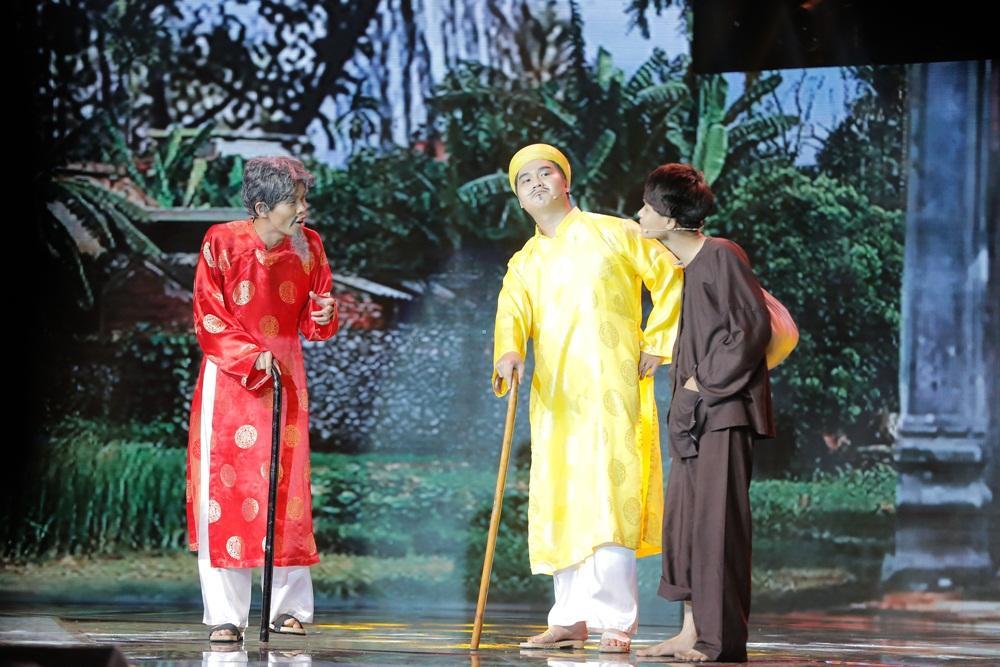 'Cô hàng nước' Hòa Minzy lần thứ 3 giành chiến thắng tại Cặp đôi hoàn hảo-3