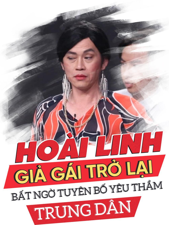 Những pha giả gái xuất sắc nhất làng hài Việt Nam 2017-4