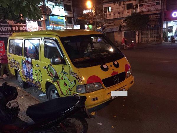 9X Phú Yên mê Pokemon đến mức dán kín xe khiến cộng đồng mạng thích thú-7