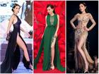 Sao Việt diện đầm xẻ vạt bất tận: Người quyến rũ ngất ngây - kẻ phô trương phản cảm
