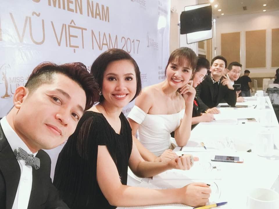 Sau các thí sinh, đến lượt Hương Giang rút khỏi ghế nóng Hoa hậu Hoàn vũ Việt Nam 2017-2
