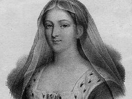 Người tình của vua Charles 7: Thích mặc váy khoe ngực, chết trẻ vì mỹ phẩm nhiễm độc chì