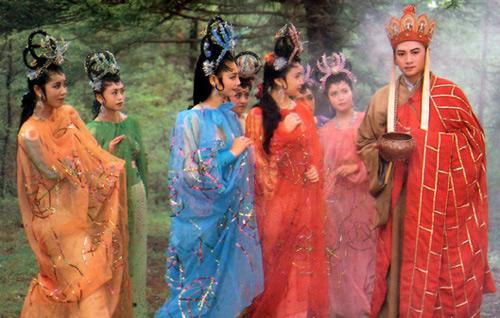 Cách đây 30 năm, thật không ngờ màn ảnh Hoa ngữ đã có nhiều cảnh nóng đến vậy!-3