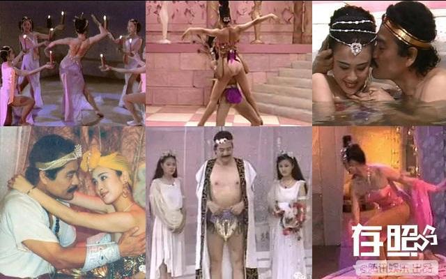 Cách đây 30 năm, thật không ngờ màn ảnh Hoa ngữ đã có nhiều cảnh nóng đến vậy!-4
