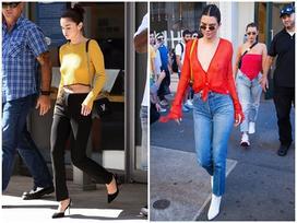 'Thả rông' mà đẹp như Selena Gomez hay Kendall Jenner thì không phải ai cũng làm được