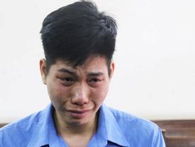 9X đoạt mạng người yêu mếu máo khóc ở tòa