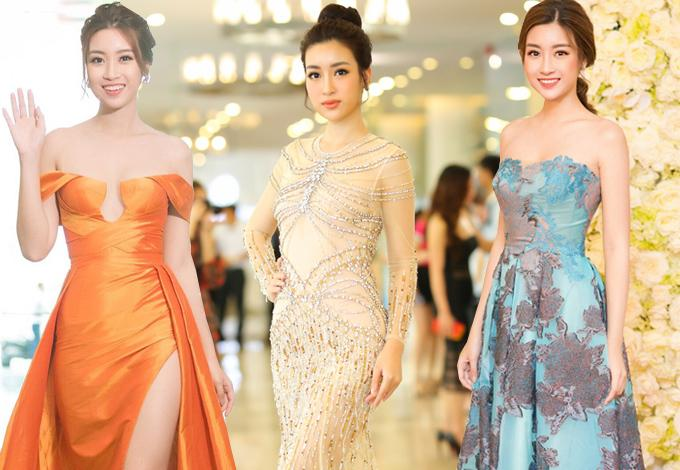 Top 5 nữ hoàng thảm đỏ showbiz Việt năm 2017-1