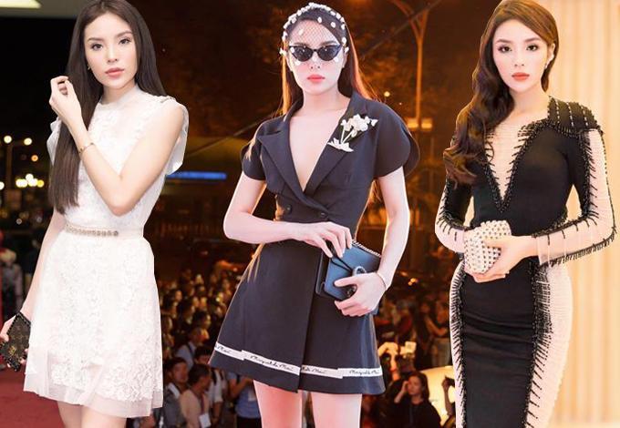 Top 5 nữ hoàng thảm đỏ showbiz Việt năm 2017-7