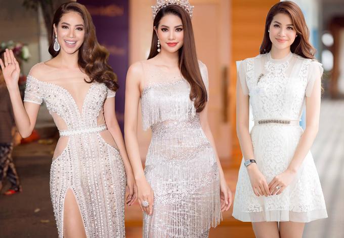 Top 5 nữ hoàng thảm đỏ showbiz Việt năm 2017-3