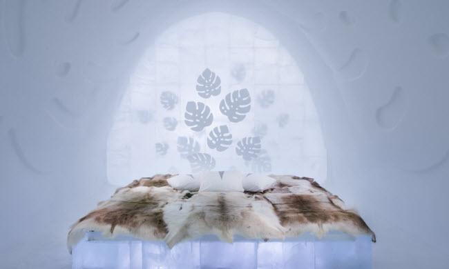 Lạnh tê tái trong khách sạn băng đẹp như ngoài hành tinh-7