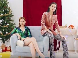 Clip: Chi Pu - Quỳnh Anh Shyn gợi ý 6 set đồ giúp bạn 'nổi bần bật' đêm Giáng sinh