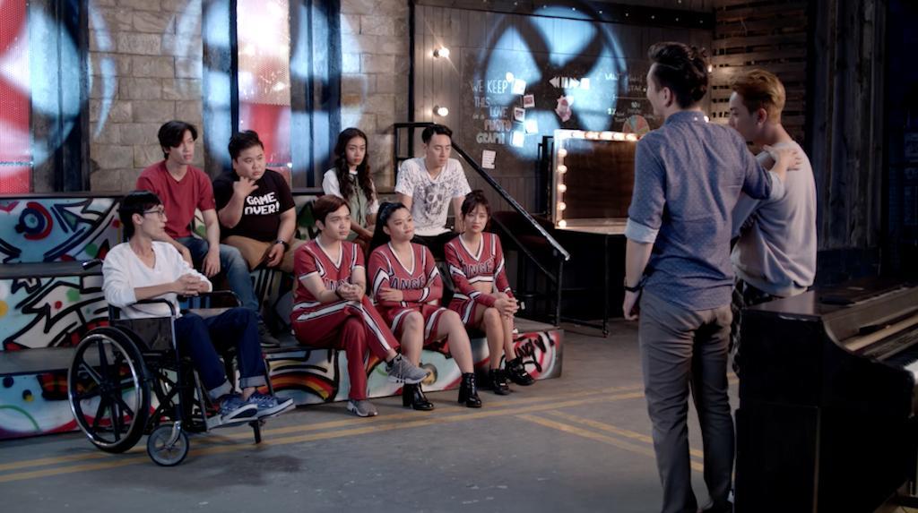 Glee: Chỉ vì một chàng trai, Hòa Minzy bạ đâu ghen đó-8