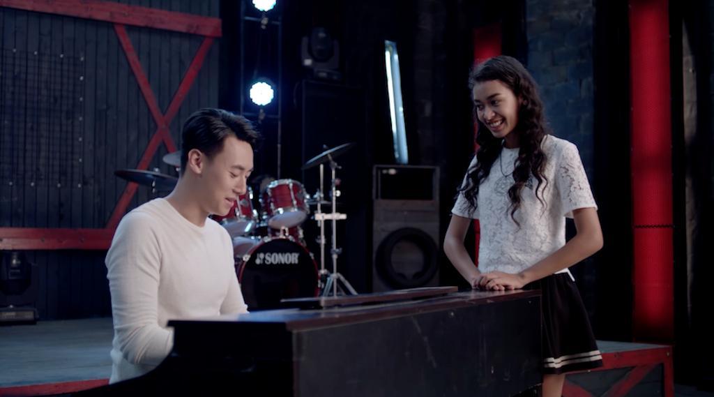 Glee: Chỉ vì một chàng trai, Hòa Minzy bạ đâu ghen đó-12