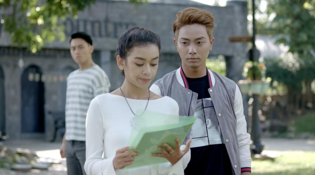 Glee: Chỉ vì một chàng trai, Hòa Minzy bạ đâu ghen đó-9