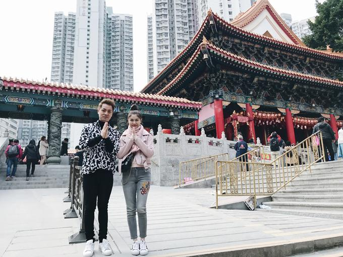 Vợ chồng Đăng Khôi choáng vì cảnh mua hàng hiệu như đi chợ ở Hong Kong-2
