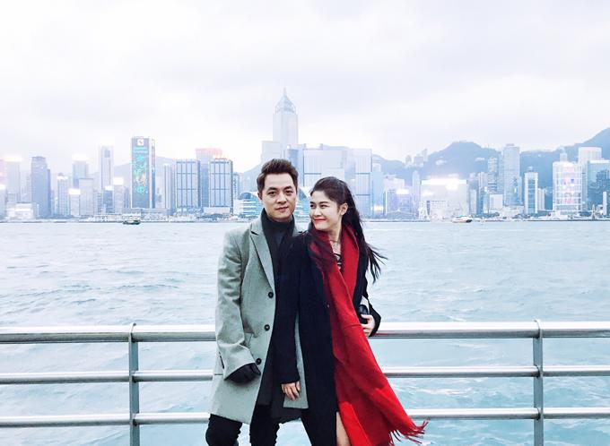 Vợ chồng Đăng Khôi choáng vì cảnh mua hàng hiệu như đi chợ ở Hong Kong-3