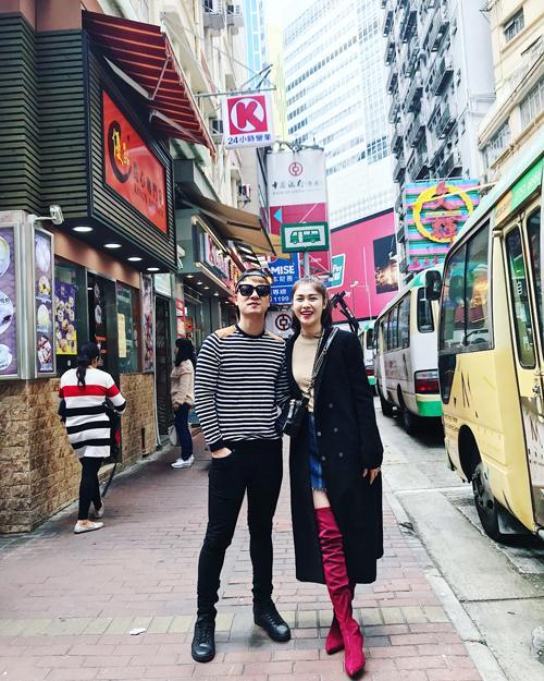 Vợ chồng Đăng Khôi choáng vì cảnh mua hàng hiệu như đi chợ ở Hong Kong-9