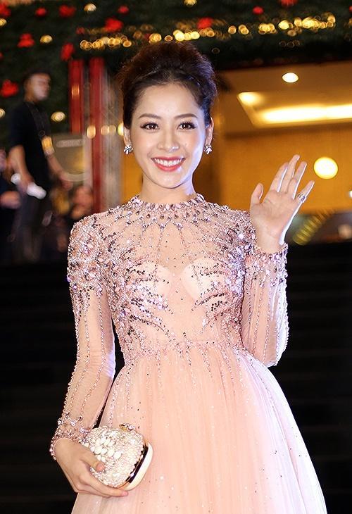 Đâu chỉ gợi cảm trong MV thứ 4, từ lâu Chi Pu đã khiến fans 'bỏng mắt' với váy áo xuyên thấu-6