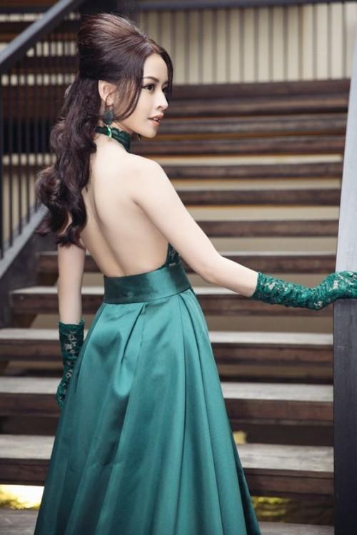 Đâu chỉ gợi cảm trong MV thứ 4, từ lâu Chi Pu đã khiến fans 'bỏng mắt' với váy áo xuyên thấu-11