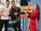 Hot girl - hot boy Việt: Trung Dũng Sĩ hội ngộ cùng Kim Lý khi đi xem Hồ Ngọc Hà biểu diễn