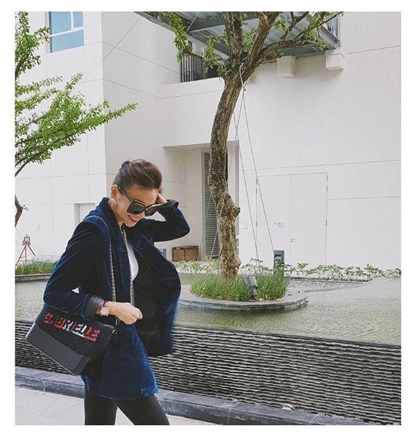Chiêm ngưỡng một góc nhà mới chứa đầy hàng hiệu của siêu mẫu Thanh Hằng-8