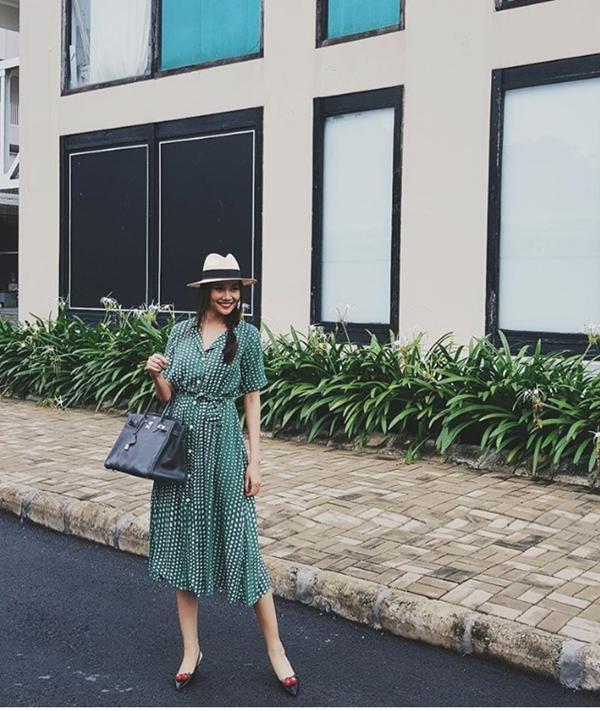 Chiêm ngưỡng một góc nhà mới chứa đầy hàng hiệu của siêu mẫu Thanh Hằng-13