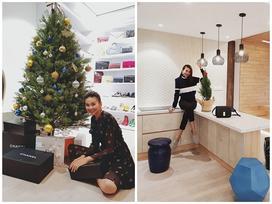 Chiêm ngưỡng một góc nhà mới chứa đầy hàng hiệu của siêu mẫu Thanh Hằng