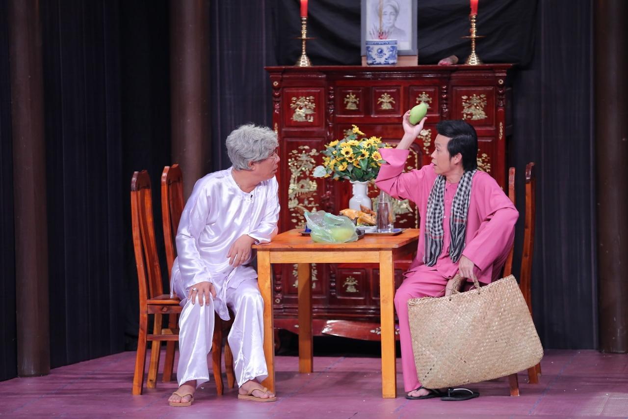 Gửi thông điệp về tai nạn giao thông, Trung Dân - Hoài Linh khiến khán giả bật khóc-1
