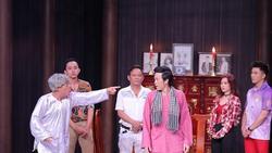 Gửi thông điệp về tai nạn giao thông, Trung Dân - Hoài Linh khiến khán giả bật khóc