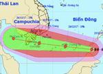 Bão Tembin có thể đạt cấp 13, mạnh hơn bão Linda lịch sử-4